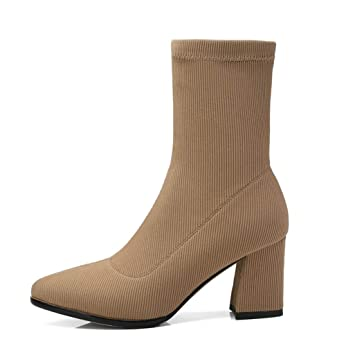 Strick Stretch Spitze Aso Booties Sling Damen Socken D9IH2WEY