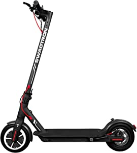 """Swagger 5 High Speed Electric Scooter for Adults with 8.5"""" Tires, Cruise Control and 1-Step Portable Folding"""