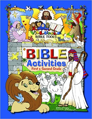 VALUable Bible Tools Bible Activities: First and Second Grade