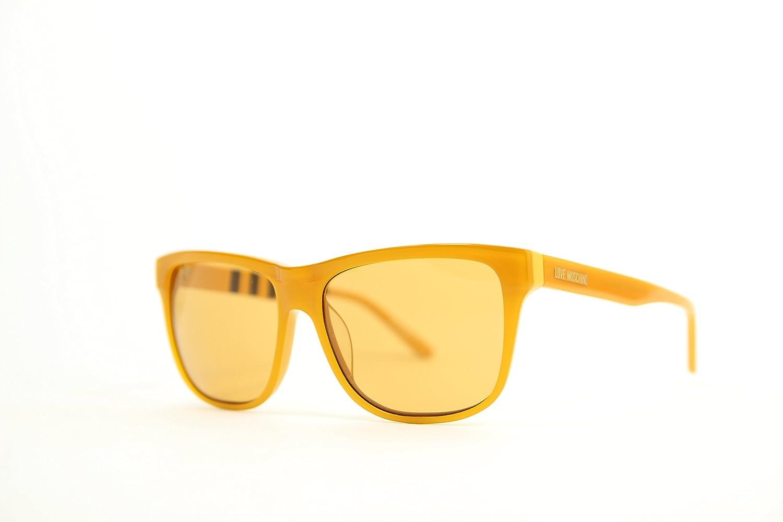 Moschino MO-L-533S-02 Gafas de sol, Yellow, 59 para Mujer ...