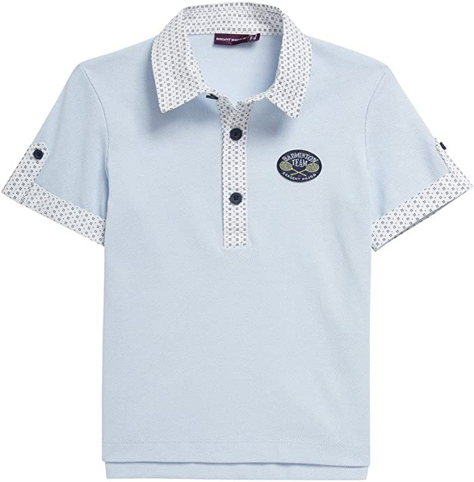 Sergent Major-Shirt-Polo, color azul claro y escarcha Fipoloage ...