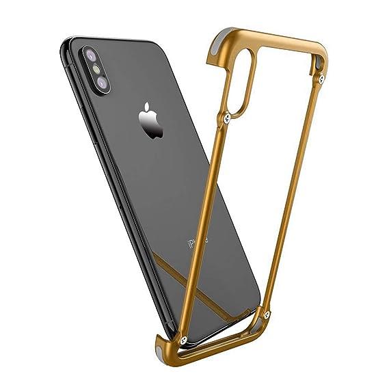 iphone xs max bumper case no back