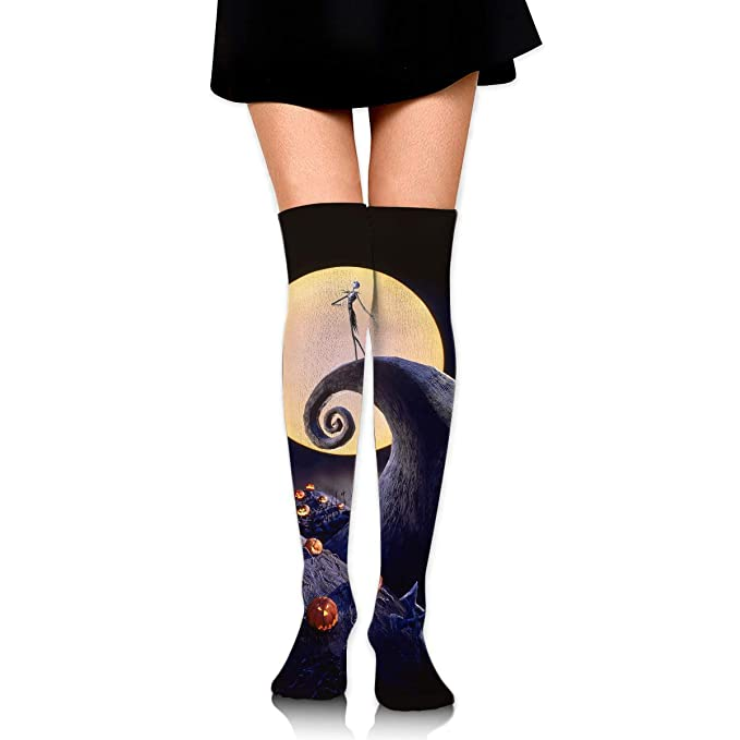 Nightmare Before Christmas Maternity Clothes.Amazon Com The Nightmare Before Christmas Womens Knee High
