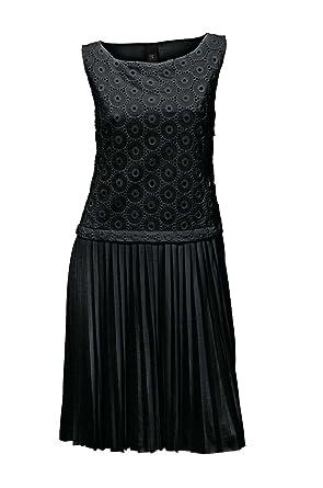 Lochstickerei-Kleid, schwarz von H**** - Best Connections Grösse 34
