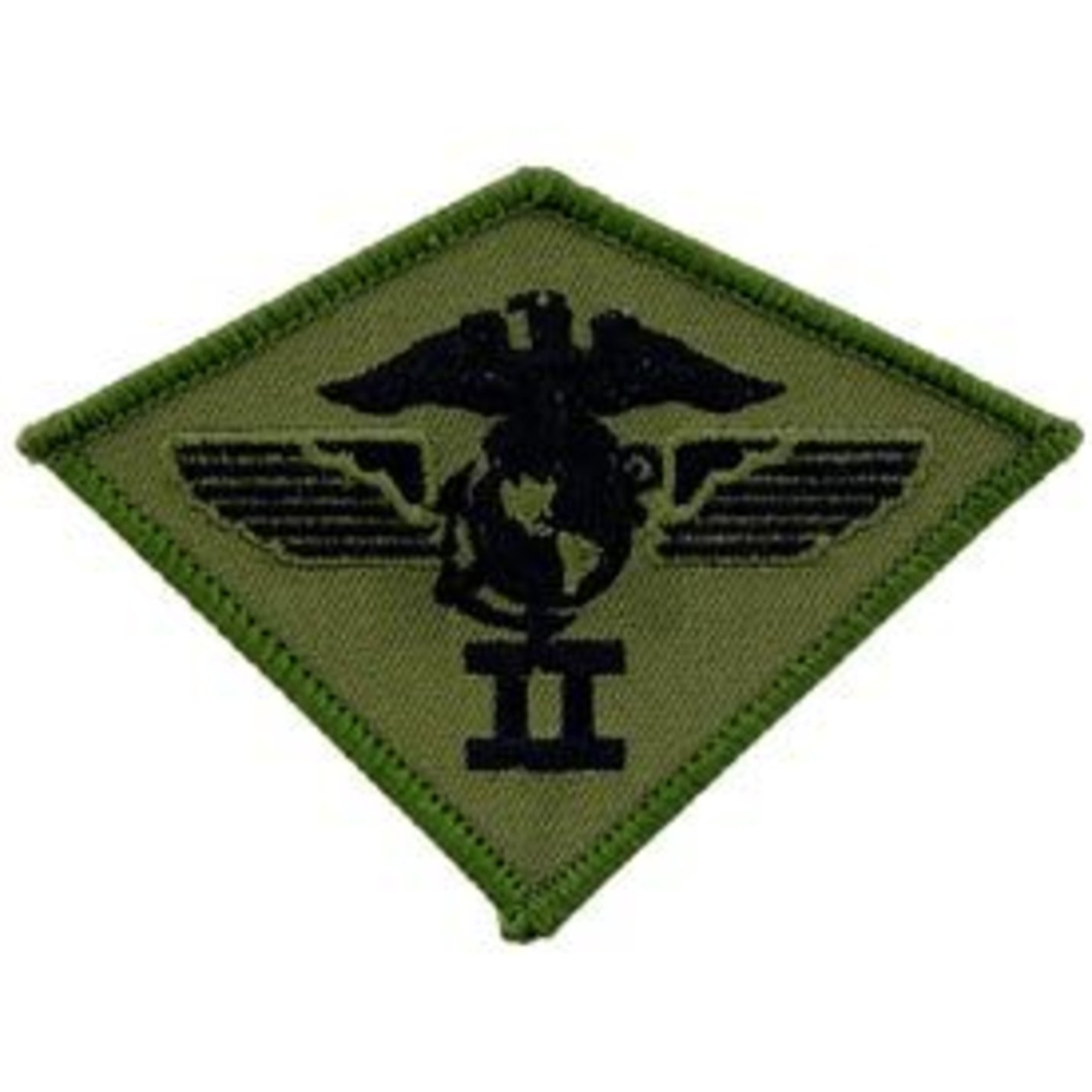 EagleEmblems pm0873 patch-usmc、02nd Airwing ( Subdued ) ( 3.75
