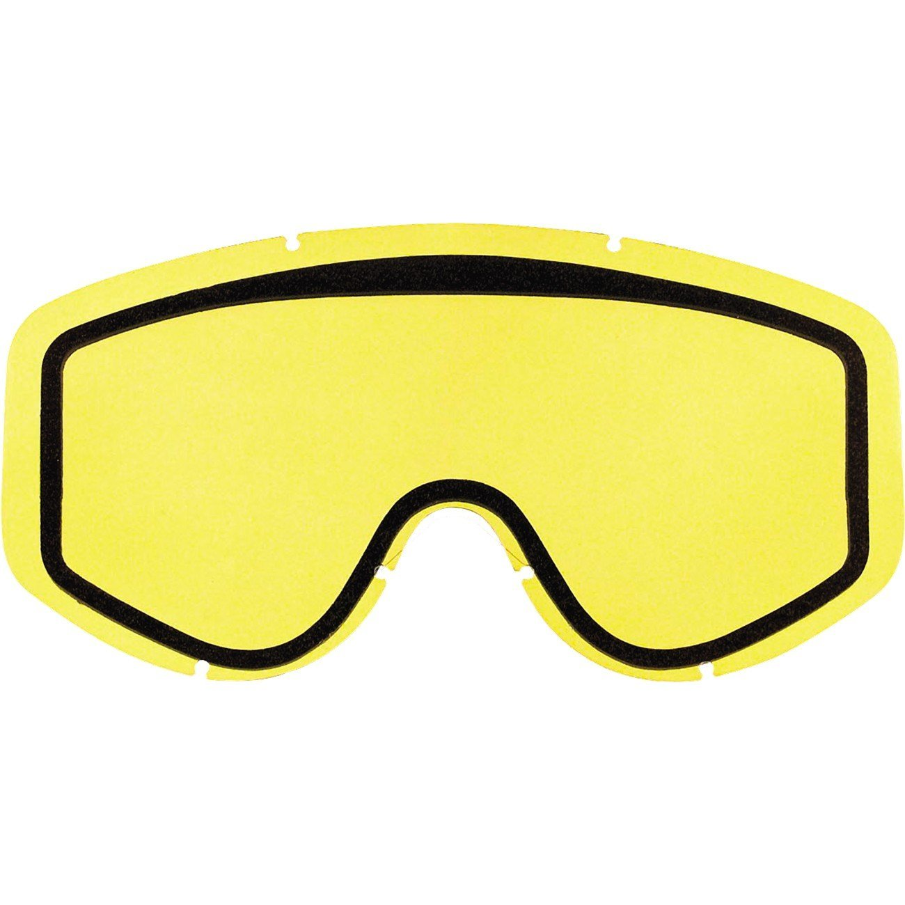 Scott Sports Hustle/Tyrant Thermal Lens, (Amp Yellow)