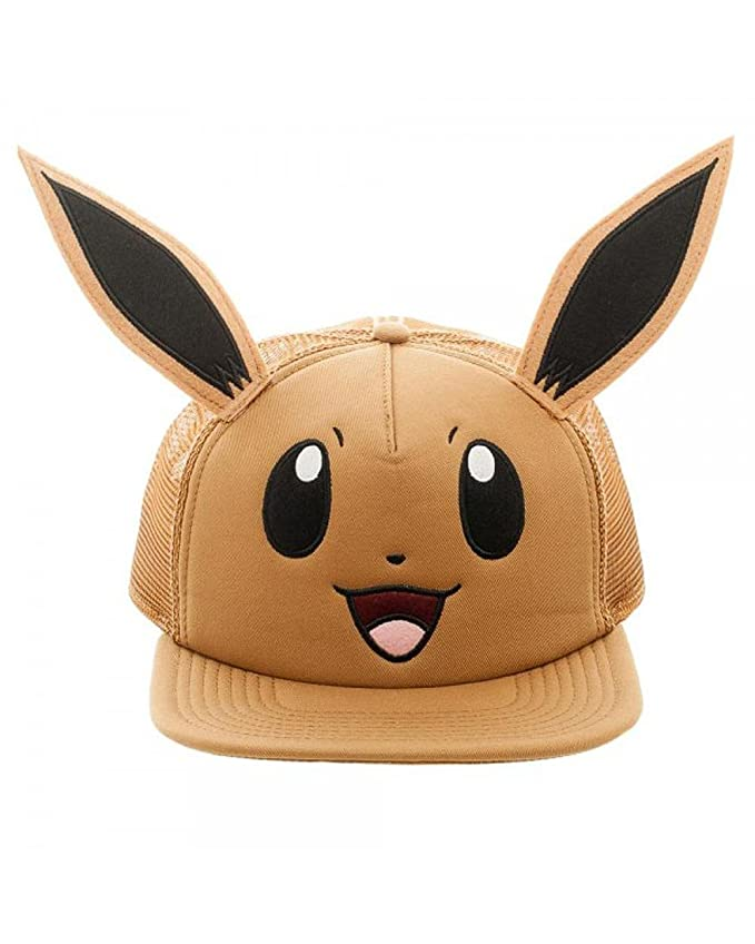 Cute Eevee trucker hat