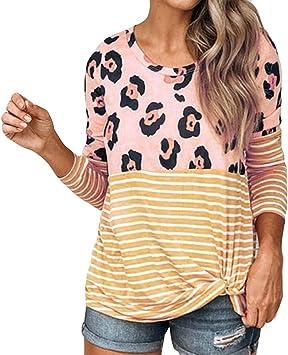 Camisetas Mujer Lentejuelas Ronamick Lunares O Cuello Blusa Transparente Tops Deportivo Mujer Lunares O Cuello Camisa Negra Mujer Manga Larga (Amarillo,L): Amazon.es: Iluminación
