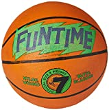 Cosco Funtime Basket Balls, Size 5 (Orange)