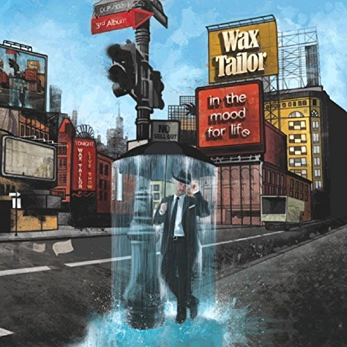 B-Boy on Wax (feat. Speech Defect) (Wax Tailor In The Mood For Life)