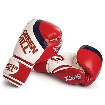 GREEN HILL Spirit Paratibie da Kick Boxing Unisex Adulto