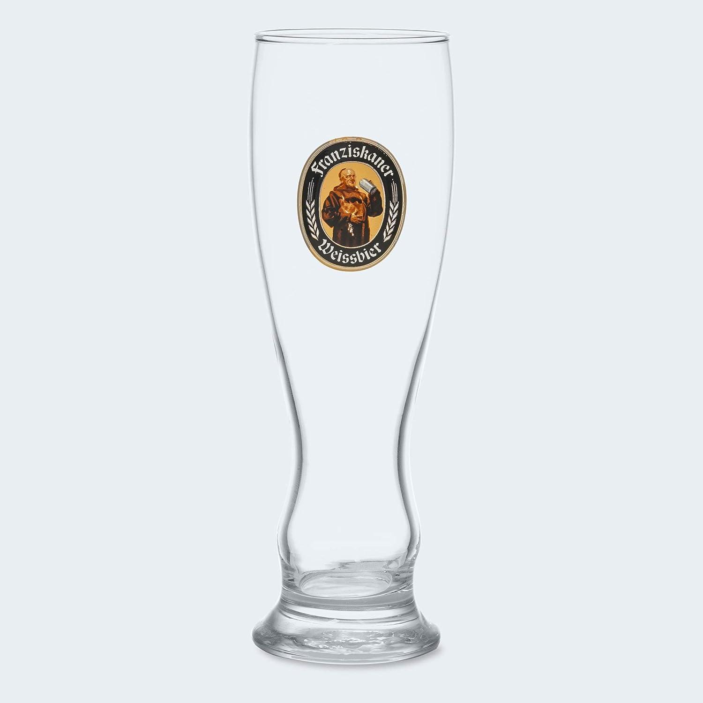 Franziskaner - Vaso para Cerveza de Trigo (0,3 L)