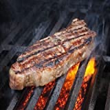 10 (8 oz.) Feed the Party New York Strip Steaks