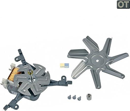 daniplus – Ventilador de aire caliente, motor de ventilador ...