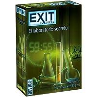 Devir- Exit El El Laboratorio Secreto (BGEXIT3)