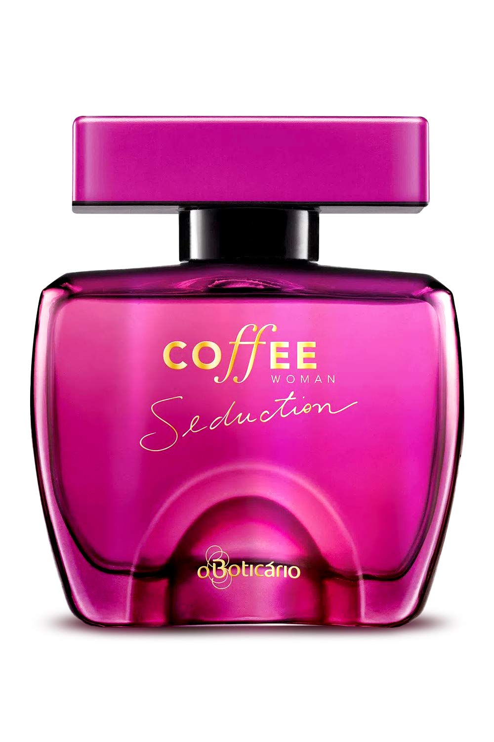 Linha Coffee (Woman) Boticario - Colonia Seduction 100ML - (Boticario Coffee (Woman) Collection - SeductionEau De Toillete 3.38 Fl Oz)