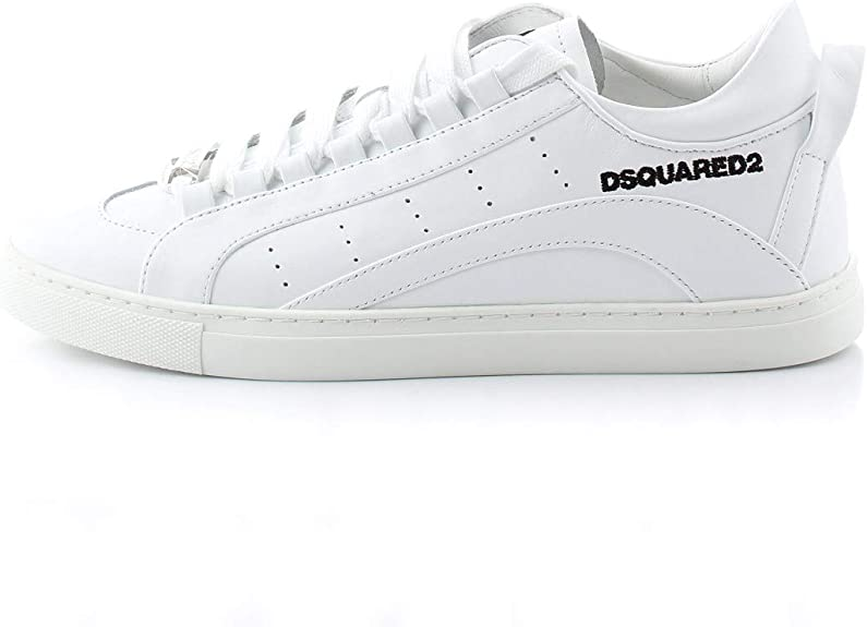 DSQUARED2 251 White Low top Sneakers