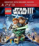LEGO Star Wars III The Clone Wars - Playstation 3