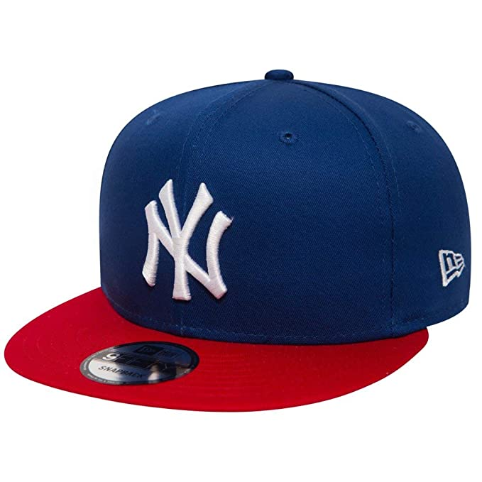 A NEW ERA Era MLB Cotton Block York Yankees Gorra de béisbol ...