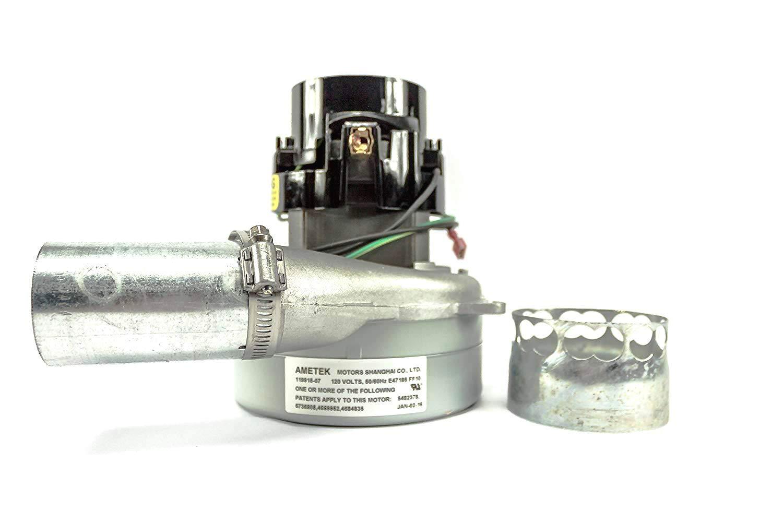 Genuine Vacuflo 466Q Replacement Motor Lamb Ametek # 119915 by Vacuflo, Ametek