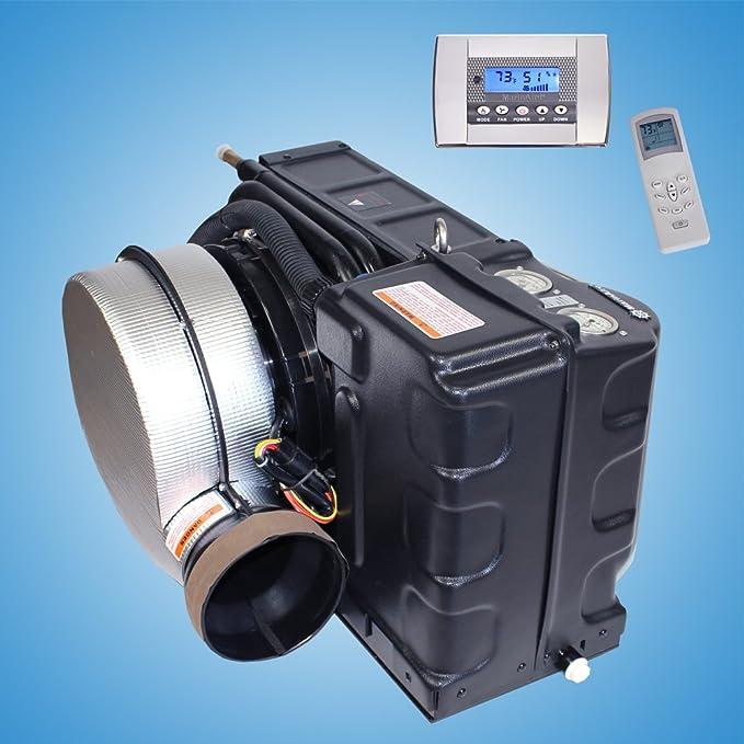 14000 Btu/h Self Contained Marine Air Conditioner and Heat Pump  110~120V/60hz