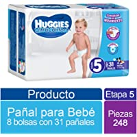 Huggies Ultraconfort, Niño, Etapa 5, 248 Pañales