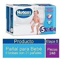 Huggies Ultraconfort, Niño, Etapa 5, 248 Pañales