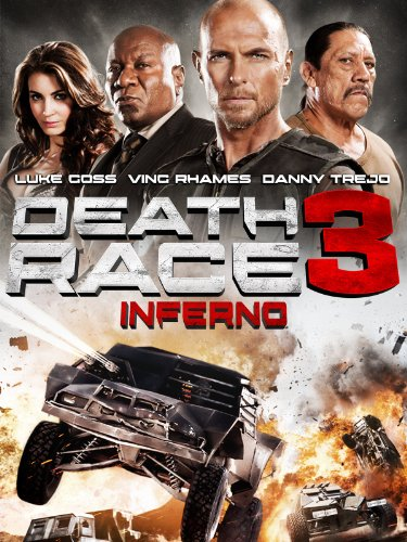 Death Race 3: Inferno (2012) (Movie)
