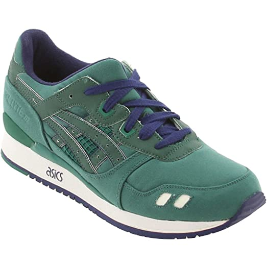 Asics Tiger x BAIT Gel-Lyte III Olympic Rings Pack - Green Ring (olive