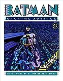 Batman: Digital Justice - Computer Generated (Signed Copy)