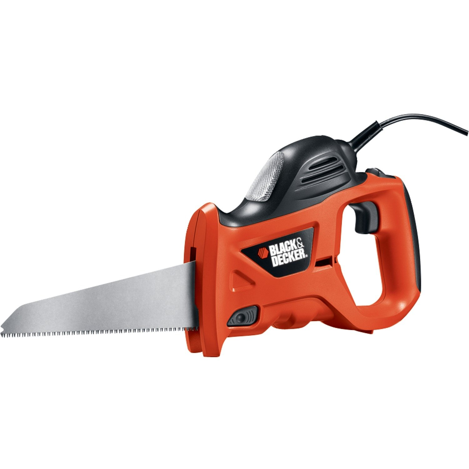 BLACK+DECKER PHS550B 3.4 Amp Powered Handsaw with Storage Bag