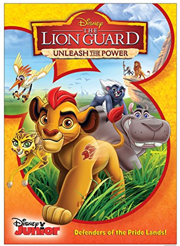 The Lion Guard: Unleash The Power!
