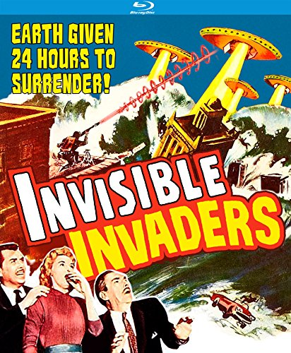 Invisible Invaders (1959) [Blu-ray]]()