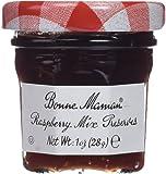 Bonne Maman Mini Preserves, Raspberry, 1 oz, Case of 60 - Kosher