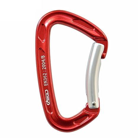 ASOL Karabiner Professionals Bend Quickdraw & In Lega Di Magnesio Alluminio Alpinismo Fibbia & Arrampicata Moschettone