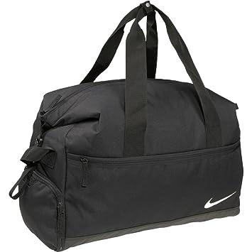 70226a2ea3bc Nike Football Libero Sports Bag Black Black White
