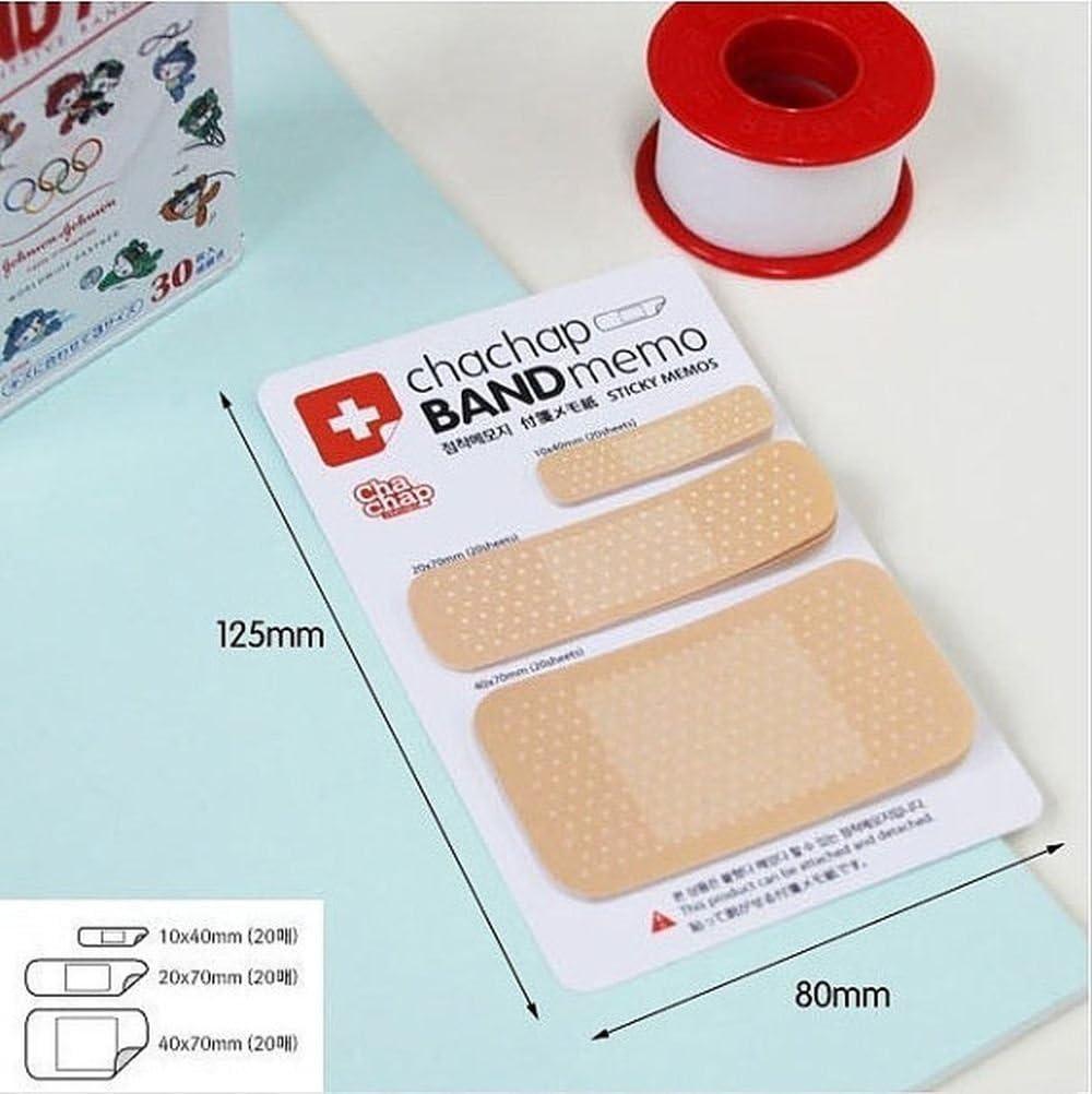 Notas adhesivas de tiritas, regalo innovador, notas de broma medica, ideal para regalo de cumpleaños