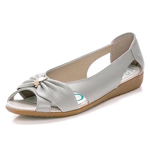 Paris Hill Euph031-beige-40 - zapatilla baja de Otra Piel mujer: Amazon.es: Zapatos y complementos