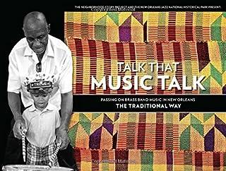 Book Cover: Talk That Music Talk