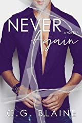 Never Again: A Standalone Second Chance College Romance Kindle Edition