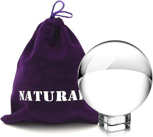 Bola de fotografía NATURAIS de cristal K9 de primera clase, con ...