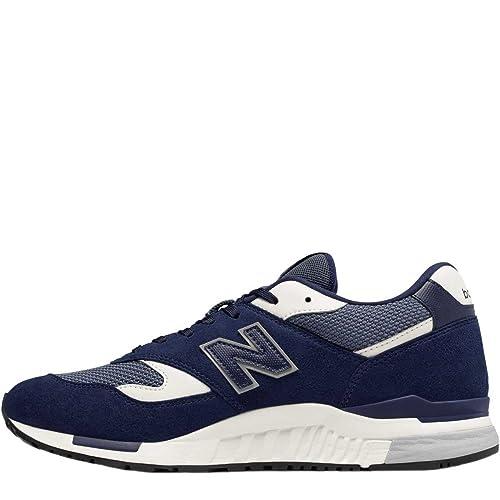 New Balance Scarpa Uomo ML840AG Sneakers Blue Pigment 118