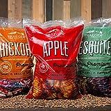 Traeger Grills PEL318 Apple 100% All-Natural