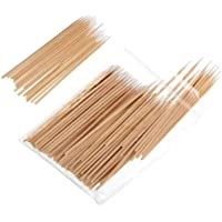 Sakolla 400 Count Pointed Cotton Swab - Precision Microblading Cotton Tipped Applicator & Tattoo Permanent Supplies…
