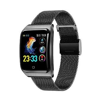 Relojes Inteligentes F9 Smart Watch Hombres Ip68 Agua Acero Caja ...