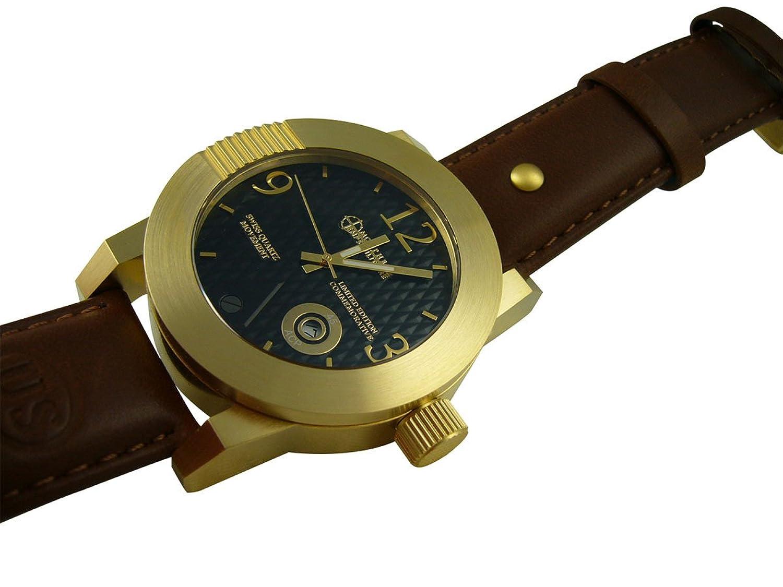 Gold Morpheus Oregano 1911 Armbanduhr