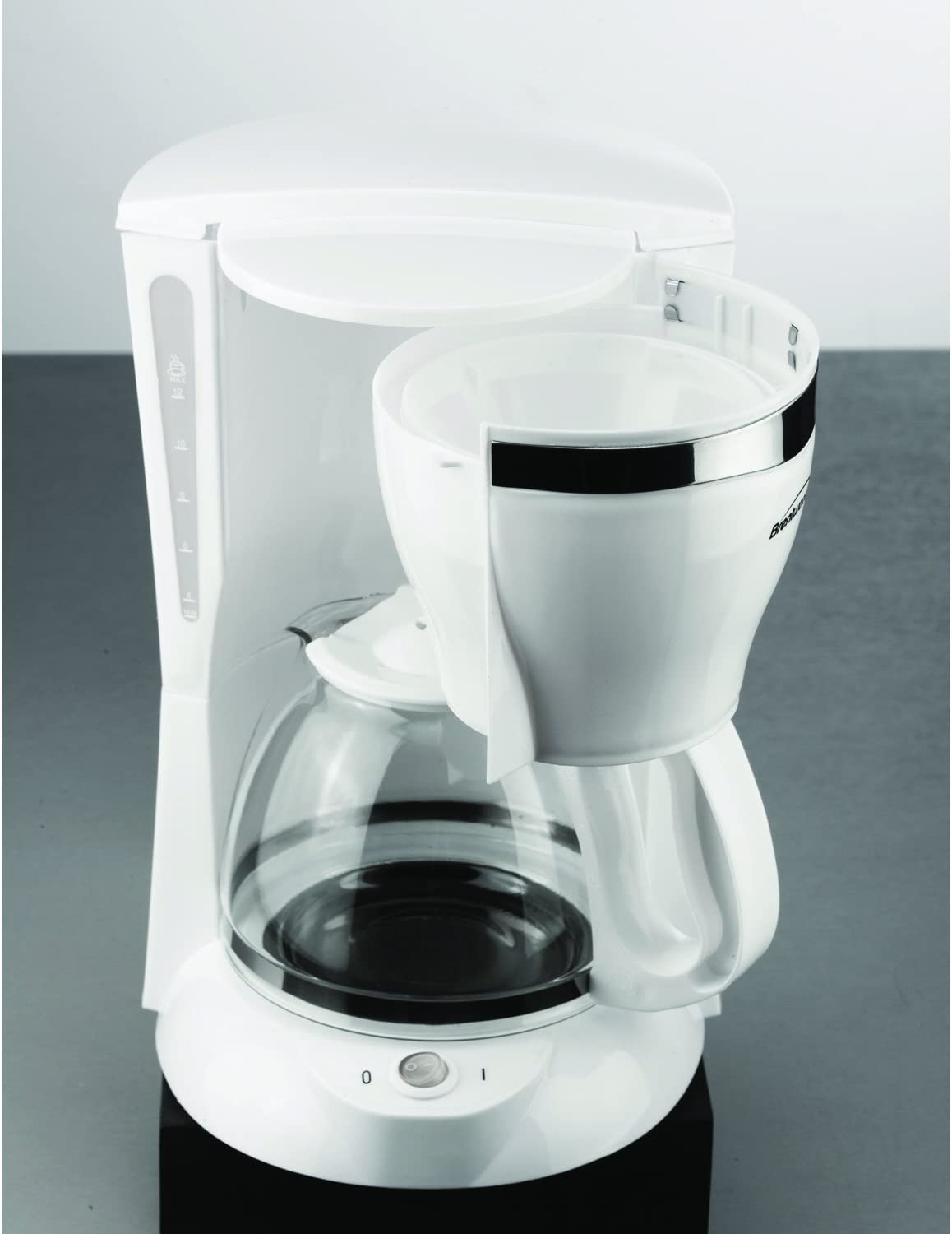 12-Cup Brentwood TS-216 Coffee Maker White