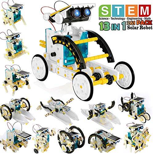 POKONBOY 13-in-1 Robot Kit