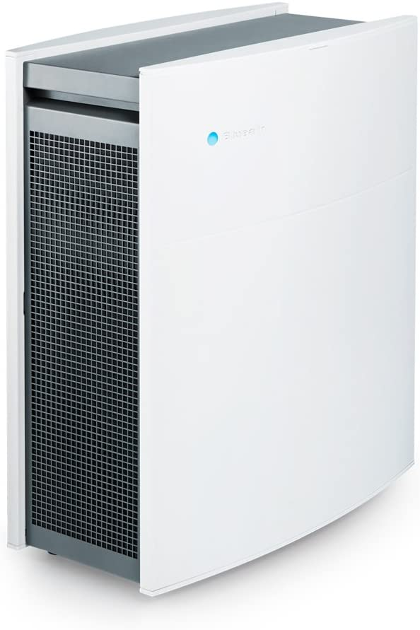 Blueair Classic 405 Air Purifier for Home with HEPASilent Filtration for Allergies, Pets, Viruses, Dust, Asthma, Odors and Smoke, WiFi Enabled, ALEXA Compatible- Medium to Large Rooms