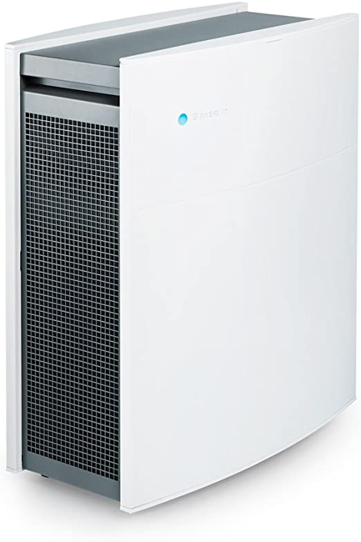 Purificador de aire Blueair Classic 405, True HEPA Performance por ...